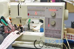 20130628riccarミシン修理RCM1230横浜市南区ミシン修理.jpg