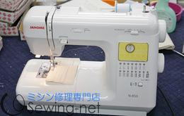 20140627janomeミシン修理大阪府松原市ミシン修理.jpg