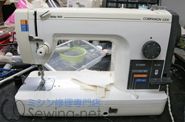 20150805babylockミシン修理5300大阪府堺市ミシン修理.jpg