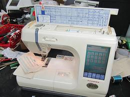20171125ジャノメミシン修理850型兵庫県.jpg